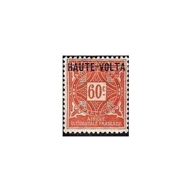 Haute-Volta TA N° 007 N **