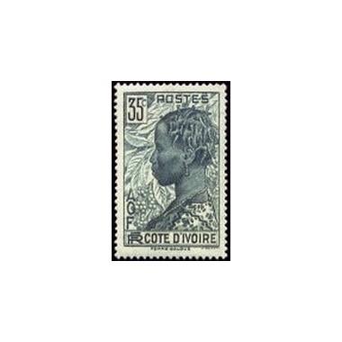 Cote d'Ivoire N° 117A N **