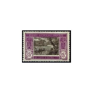 Cote d'Ivoire N° 072 N *