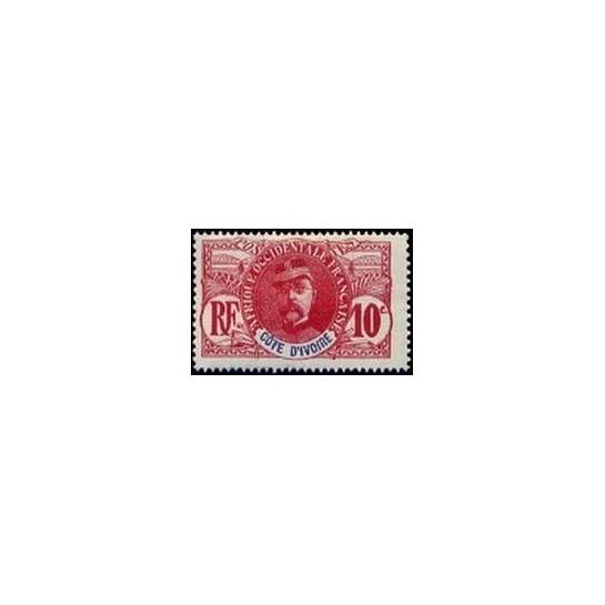 Cote d'Ivoire N° 025 N *