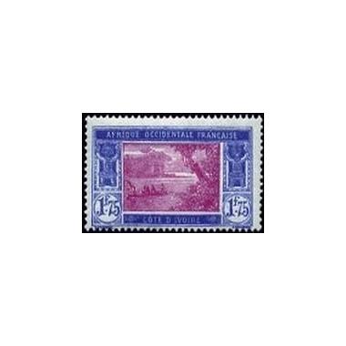 Cote d'Ivoire N° 105A N *