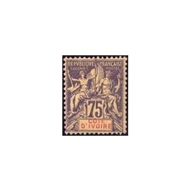 Cote d'Ivoire N° 012 N *