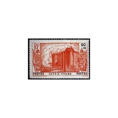 Cote d'Ivoire N° 148 N *