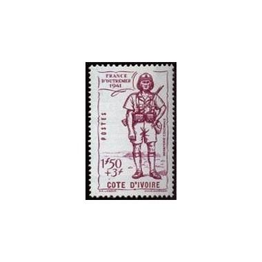 Cote d'Ivoire N° 163 N *