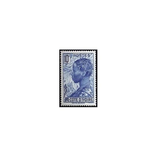 Cote d'Ivoire N° 113 N *