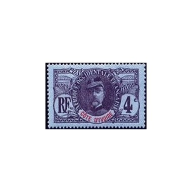 Cote d'Ivoire N° 023 N *