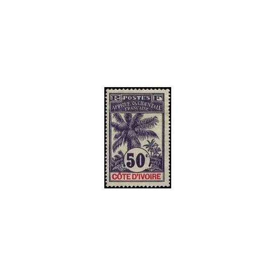 Cote d'Ivoire N° 031 N *