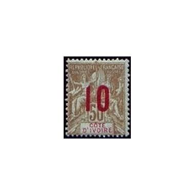 Cote d'Ivoire N° 039 N *