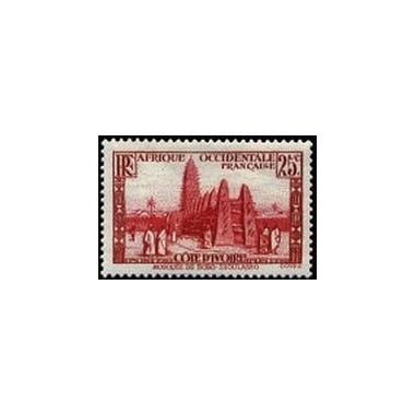 Cote d'Ivoire N° 116 N *