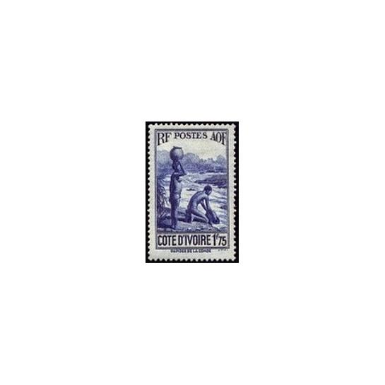 Cote d'Ivoire N° 127A N *