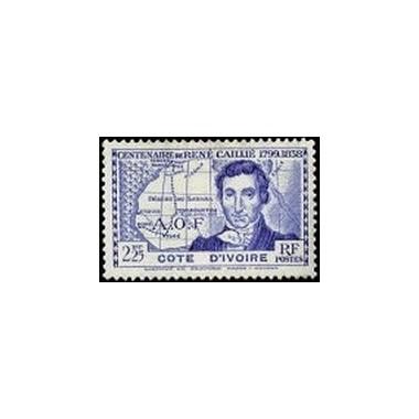 Cote d'Ivoire N° 143 N *