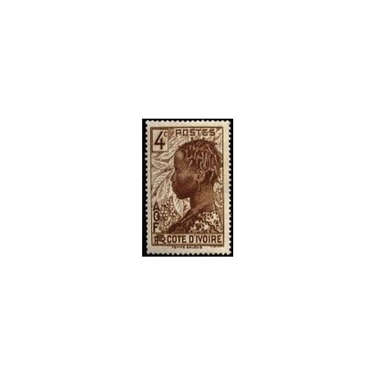 Cote d'Ivoire N° 111 N *