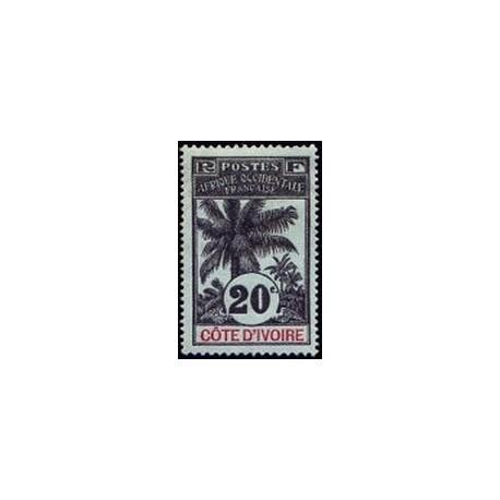 Cote d'Ivoire N° 026 N *