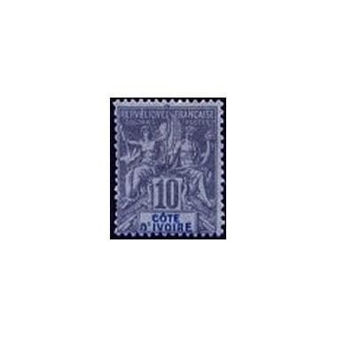 Cote d'Ivoire N° 005 N *