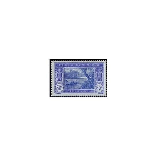 Cote d'Ivoire N° 068A N *