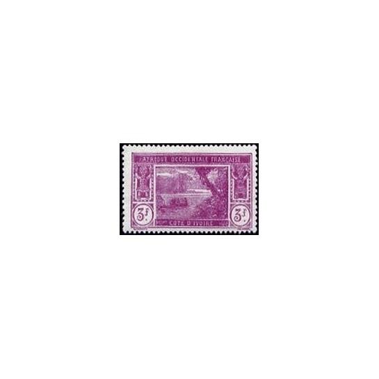 Cote d'Ivoire N° 083 N *