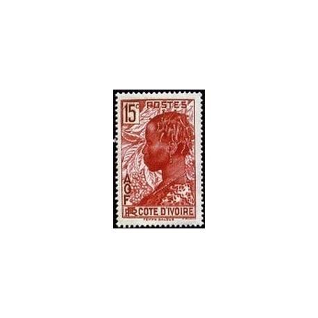 Cote d'Ivoire N° 114 N *