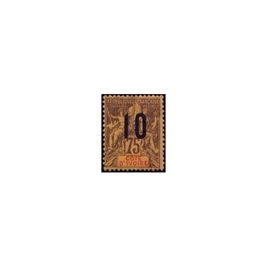 Cote d'Ivoire N° 040 N *