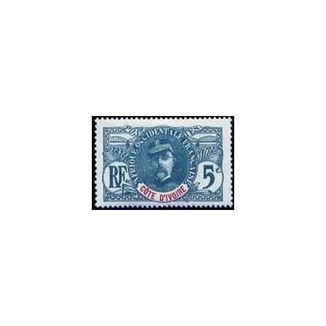 Cote d'Ivoire N° 024 N *