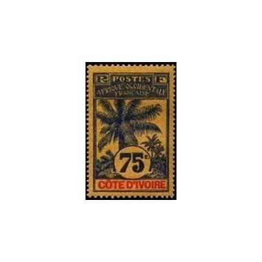 Cote d'Ivoire N° 032 N *