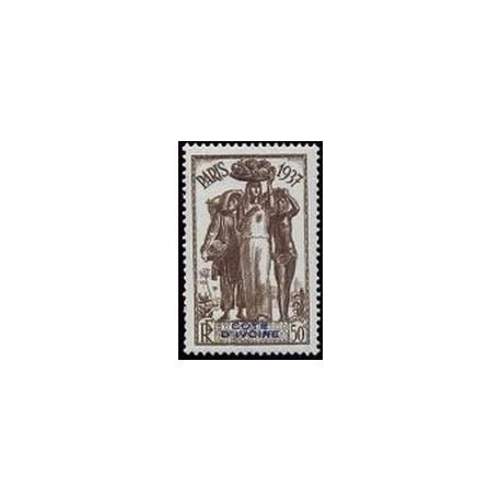 Cote d'Ivoire N° 136 N *