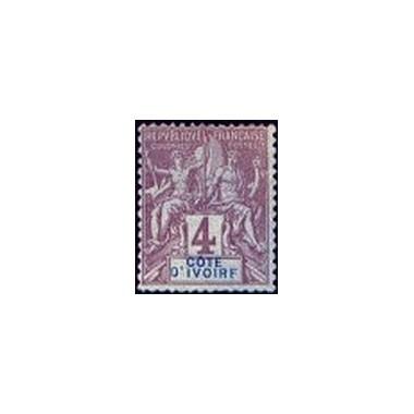 Cote d'Ivoire N° 003 N *