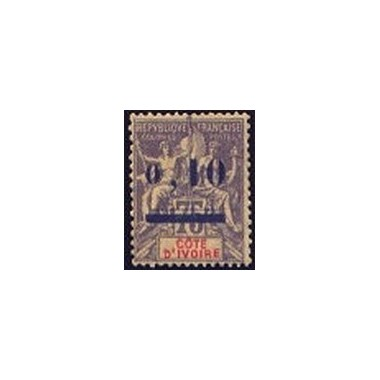 Cote d'Ivoire N° 019 N *