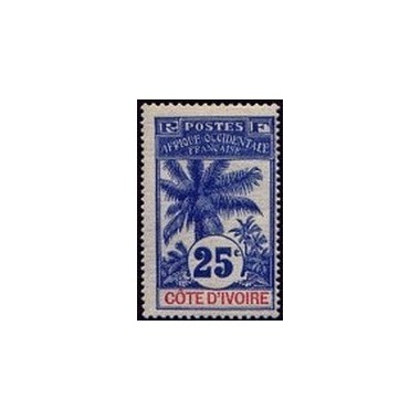 Cote d'Ivoire N° 027 N *
