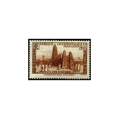Cote d'Ivoire N° 119 N *