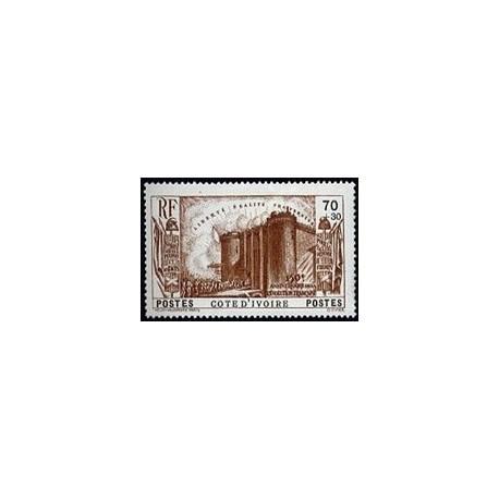 Cote d'Ivoire N° 147 N *