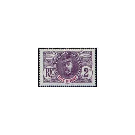 Cote d'Ivoire N° 022 N *