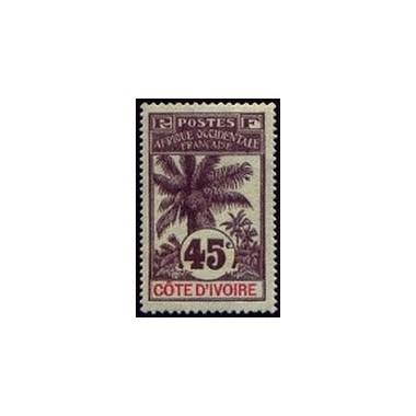 Cote d'Ivoire N° 030 N *