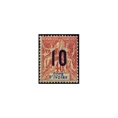 Cote d'Ivoire N° 038 N *