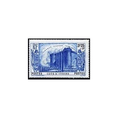 Cote d'Ivoire N° 150 N *