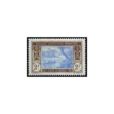 Cote d'Ivoire N° 056 Obli