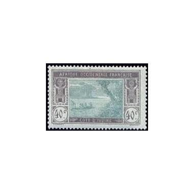 Cote d'Ivoire N° 051 Obli