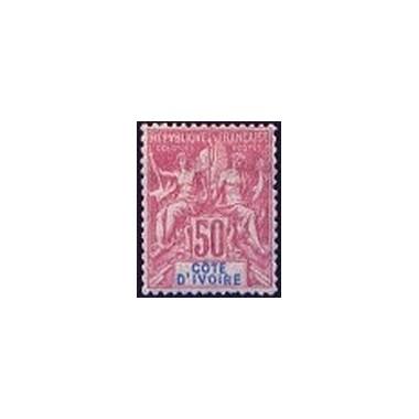 Cote d'Ivoire N° 011 Obli