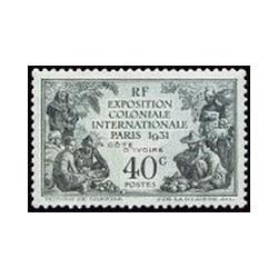 Cote d'Ivoire N° 084 Obli