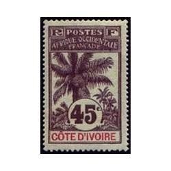 Cote d'Ivoire N° 030 Obli