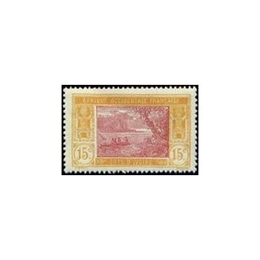 Cote d'Ivoire N° 046 Obli