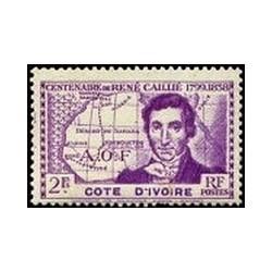 Cote d'Ivoire N° 142 Obli