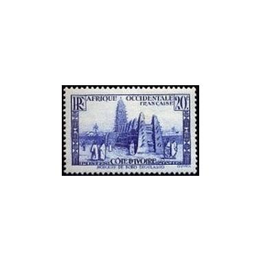 Cote d'Ivoire N° 115 Obli
