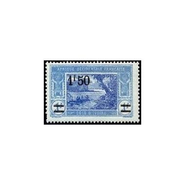 Cote d'Ivoire N° 077 Obli