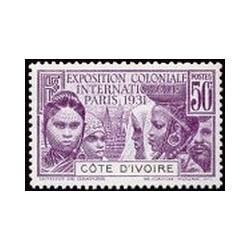 Cote d'Ivoire N° 085 Obli