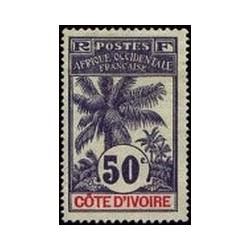 Cote d'Ivoire N° 031 Obli