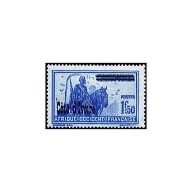 Cote d'Ivoire N° 101 Obli