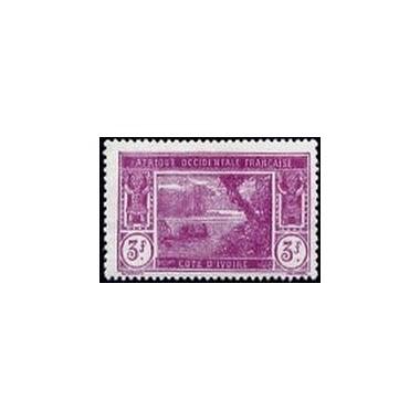 Cote d'Ivoire N° 083 Obli
