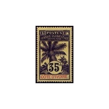 Cote d'Ivoire N° 029 Obli