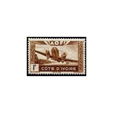 Cote d'Ivoire N° PA011 N *