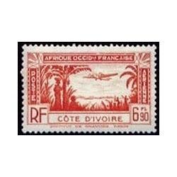 Cote d'Ivoire N° PA005 Obli